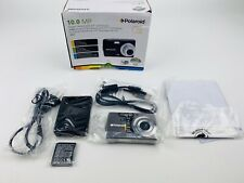 """Polaroid 10.0 Mp T1031 Point and Shoot Digital Camera New Other 3"""" Lcd Black"""