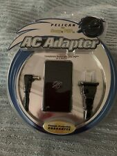 Pelican Sony PSP AC Adapter, High Quality Quick Charge Psp Charger New Sealed