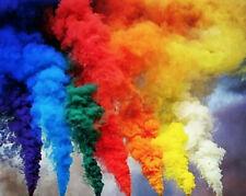 90 sec colour smoke grenade effect