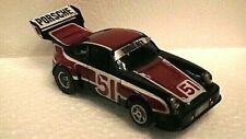 Afx/Aurora Htf #51 Porsche Turbo Rsr Slot Car on Fast G-Plus! Wow! Ships Free!