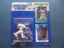 Gary Sheffield--San Diego Padres--1993 Kenner Starting Lineup Action Figure