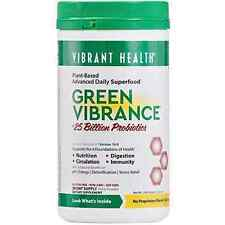 Vibrant Health GREEN VIBRANCE  Version 16.0 - 12.5 oz - 30 Day Supply