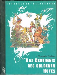 Bilderbuch *** Das Geheimnis des goldenen Hutes *** Alexander Wolkow