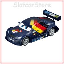 """Carrera Digital 132 30613 Disney Pixar Cars 2 """"Max Schnell"""" 1:32 Slotcar Auto"""