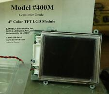 NEW SANTECA ELECTRONICS INC MODEL #400M 4 IN COLOR TFT LCD MODULE T404