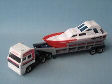 Matchbox Convoy Daf Boat Transporter Pre-pro Rare Clear Window