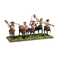 Forces of Nature Centaur Troop (5) -- Kings of War - Mantic Games