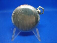 Pocket Watch Case Part! cs4 Antique 46mm Emperor Fancy Back