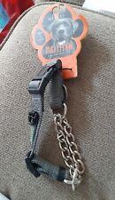 Mighty Paw Martingale Collar, Training Dog Collar,  Sz S 11-13.5 Chain Pet Gear