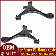 Front Lower Control Arms Left & Right Set Kit For 2001-2005 Honda Civic Acura El