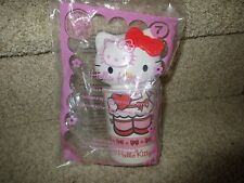 McDonald's Happy Meal Toy Sanrio Hello Kitty Glamour Kit Cake Topper #7 New