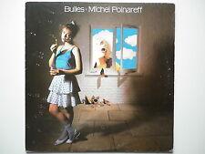 Michel Polnareff 33Tours vinyle Bulles