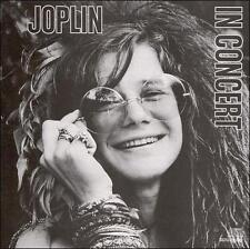JANIS JOPLIN - In Concert CD