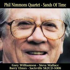 PHIL NIMMONS - SANDS OF TIME NEW CD