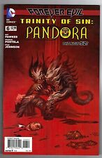 TRINITY OF SIN: PANDORA #6,7,8,9,11,12,13 - JULIAN TOTINO TEDESCO COVER - 2013