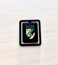 Calcio-Inter- Fermasoldi anni 80-con simbolo del Biscione-Fc Internazionale