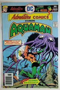 Adventure Comics 445 ~ Mid-to Higher 9s Condition ~ White Pages ~ Newsstand