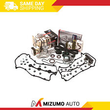 Timing Belt Kit Water Pump Valve Cover Fit 92-94 Mazda 626 MX6 Ford Probe K8 KL