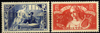 Francia ( France ) : 1935 Charity Stamps Neuf