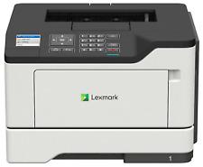 Lexmark Ms521dn Network Ready Mono Laser Printer With Auto Duplex
