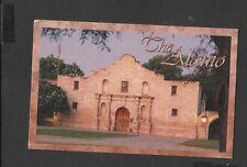 Colour Postcard The Alamo Texas  USA  posted 2004