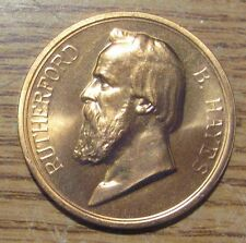 Rutherford B. Hayes Medal Take a Look