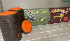 Do-All The Competitor Ct-101 Trap Clay Thrower Never Used With 75 Clay Targets