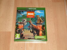 ZOO TYCOON ULTIMATE ANIMAL COLLECTION PARA LA XBOX ONE NUEVO PRECINTADO