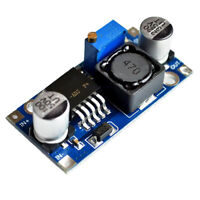 20V 12 5 3 LM2596 DC Buck Adjustable Step-Down Power Supply Converter Module