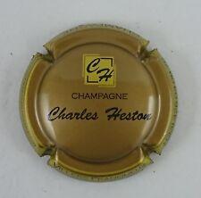 capsule champagne CHARLES HESTON beige