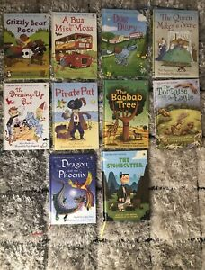 4 Usborne Young Reading & 6 Usborne Very First Reading Books (10 Books)