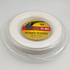 Competitive Price Strong Rotation Alu Power Rough Polyester 200m Tennis string
