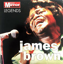 James Brown ‎CD Legends - Promo - England (VG+/EX)