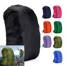 Waterproof Backpack Cover 35L-80L Bag Camping Hiking Outdoor Rucksack Rain D Fn
