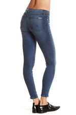 771262d834c NWT HUDSON Women Krista Ankle Super Skinny Mid-Rise Jeans Size 29 Mendocino  Wash