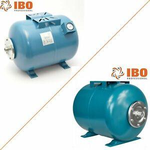 IBO Druckkessel 24,50,80,100,150L Membrankessel Hauswasserwerk Ausdehnungsgefäß