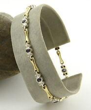 Armbänder mit Saphir Edelsteine