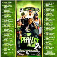 "DJ Greg Nasty - ""The Perfect Blend  2"" mixtape"