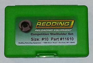 11610 REDDING COMPETITION SHELLHOLDER SET (223 REMINGTON - 5.56) NEW - FREE SHIP
