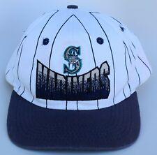 Seattle Mariners KIDS Baseball Cap Hat MLB Adjustable Snapback Striped