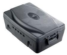 Masterplug Weatherproof Box Black IP54 Outdoor Electric Socket Garden Power