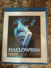 Halloween The Collection Triple Feature Blu Ray (Blu-ray disc, 2009) Miramax OOP