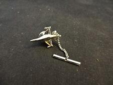 F-15 Fighting Falcon Jet Airplane Plane Lapel Necktie Tie Pin Jewelry