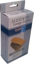 PRESTIGE ALZATACCO LUNGO LATTICE E PELLE CM 1.5
