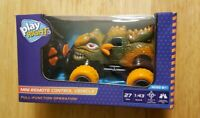 Play Right Mini Remote Control Dragon Toy Vehicle Ages 6+Kids. 1:43 scale NEW
