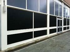 """40"""" X 50 FT ROLL BLACKOUT FILM PRIVACY FOR OFFICE,BATH,GLASS DOOR,STORES,SCHOOLS"""