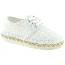 Scarpe sneakers bianchi per bambine dai 2 ai 16 anni Numero 32