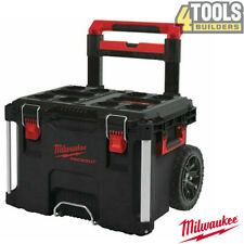 Milwaukee 4932464078 Packout Trolley Tool Case With Ajustable Handle