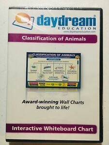 Daydream Education Interactive Whiteboard Software: Classification of Animals
