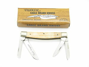 Vtg 1982-84 Parker Imai Eagle Seki Japan 298 Small Congress Folding Pocket Knife
